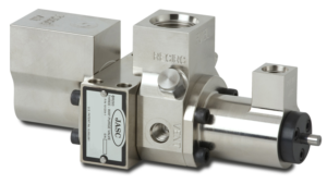 JASC's Three-Way Purge Valve