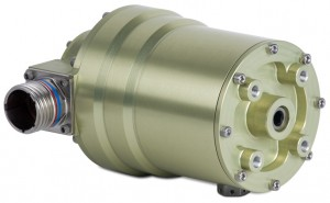 High-Temperature EM Rotary Actuator