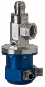 JASC's Cavitating Thrust Control Valve for Space Applications