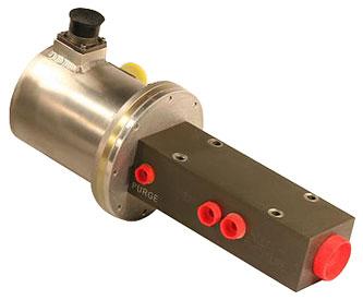 pintle metering valve
