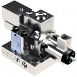 Water-Cooled 3-Way Purge Valve