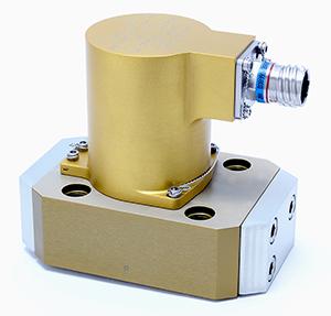 4-way, 2 stage servo valve
