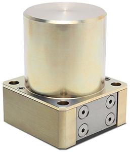 Metering servo valve