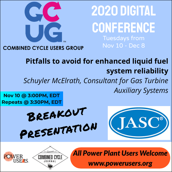 CCUG 2020 Digital Conference Breakout Presentation.